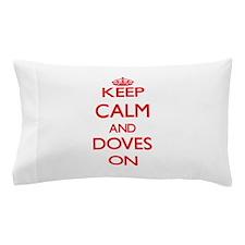 Doves Pillow Case