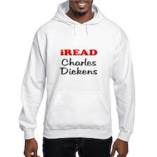 iREAD Charles Dickens Hoodie