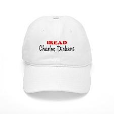 iREAD Charles Dickens Baseball Cap