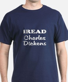 iREAD Charles Dickens T-Shirt