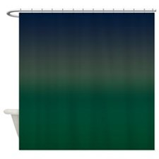 Dark Twilight Sky Shower Curtain