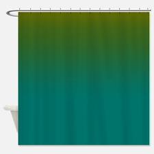 Seaweed Shower Curtain