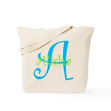Alisha Tote Bag