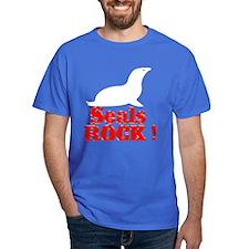 Seals Rock ! T-Shirt