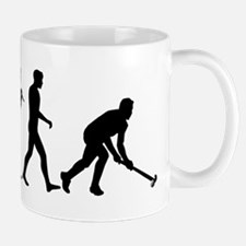 Field Hockey Evolution Mugs