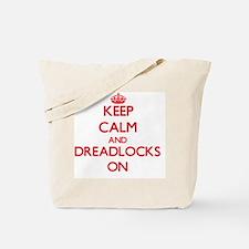 Dreadlocks Tote Bag
