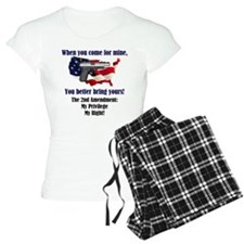 2nd Amendment Pajamas