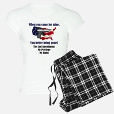 2nd Amendment Pajamas