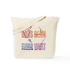Womens Gymnastics Tote Bag