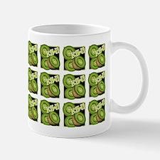 Kiwi Kiwifruit Pattern Mug