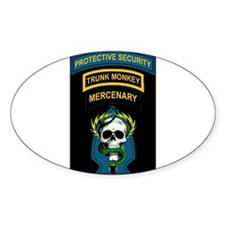 Cute Special forces afghanistan Decal