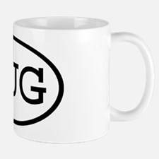 GUG Oval Mug