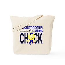 Dysautonomia MessedWithWrongChick1 Tote Bag