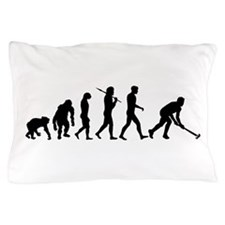 Field Hockey Evolution Pillow Case