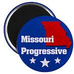 Missouri Progressive Magnet