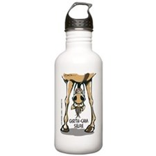 Girth Cam Stainless Water Bottle 1.0l