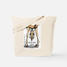 Girth Cam Tote Bag