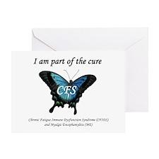 CFS Awareness Greeting Card