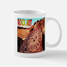 Rock Art Homage to the Great Spirit Mug