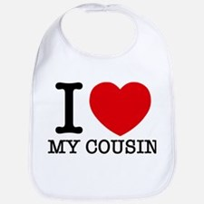 Cute I love my cousin Bib