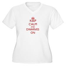 Dwarves Plus Size T-Shirt