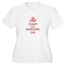 EARMUFFS Plus Size T-Shirt