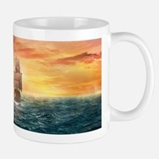 Pirate ship Mugs