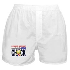 Congenital Heart Defect MessedWithWro Boxer Shorts