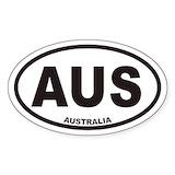 Australia Bumper Stickers