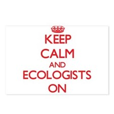 ECOLOGISTS Postcards (Package of 8)