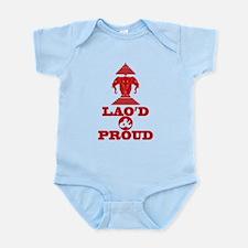 LAO'D & PROUD Body Suit
