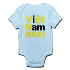 i am Viet Namese! Body Suit