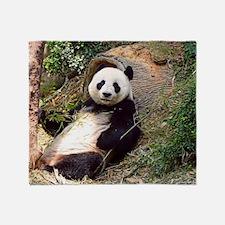 Panda 0315P Throw Blanket