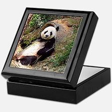 Panda 0315P Keepsake Box