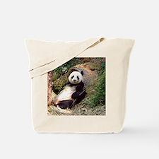 Panda 0315P Tote Bag