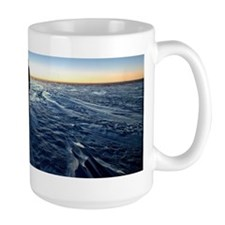 Antarctic Sunset Mug