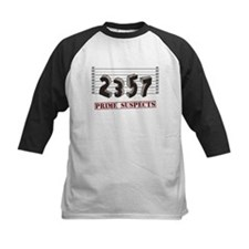 The Prime Number Suspects Baseball Jersey