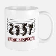 The Prime Number Suspects Mugs