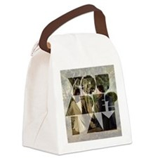 The Mentalist  Canvas Lunch Bag