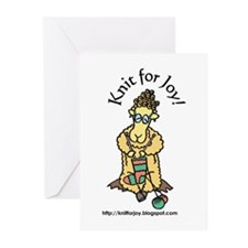 Knit for Joy Greeting Cards (Pk of 10)