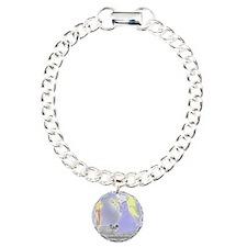 Wishing for Running Shoe Charm Bracelet, One Charm