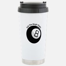 Magic Eight Travel Mug