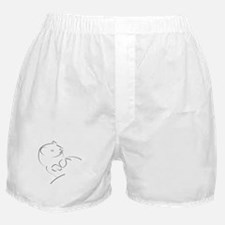 ferret01 Boxer Shorts
