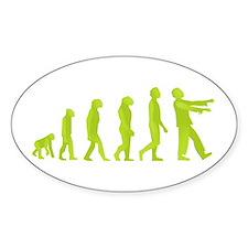 Zombie Evolution Stickers