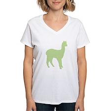 Alpaca (#2 in green) Shirt