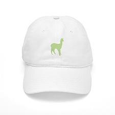 Alpaca (#2 in green) Baseball Cap
