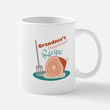 Grandmas Recipe Mugs