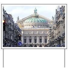 PARIS GIFT STORE Yard Sign