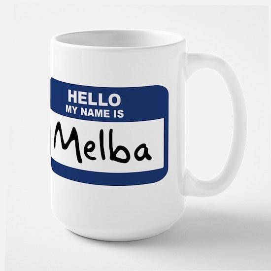 Hello: Melba Mugs