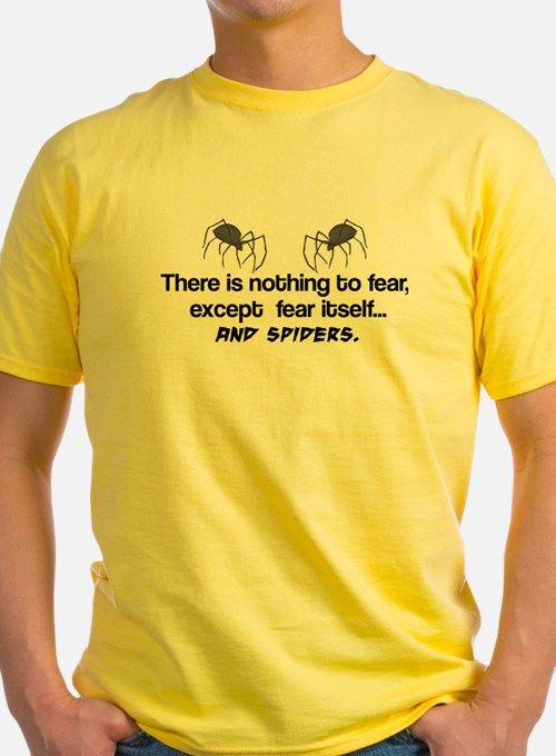Fear Spiders T-Shirt